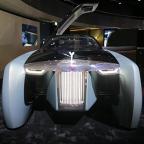 Rolls-Royce 103EX Blofeld's next car