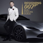 Designing 007 Fifty Years of Bond Style goes to Dubai