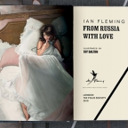 The Folio Society's illustrated edition of From Russia With Love