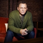 Daniel Craig in ad campaign for Vodafone GigaTV