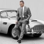 Daniel Craig returns as James Bond in Bond 25