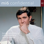 MI6 Confidential #42: George Lazenby and Peter Lamont Live And Let Die Limited Edition