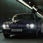 Screen-used Jaguar XJ from SPECTRE for sale on eBay