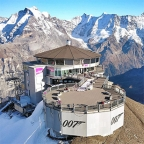 400 tourists rescued with helicopters from James Bond Piz Gloria mountain