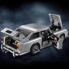 LEGO reveals Aston Martin DB5 Creator Expert model