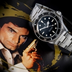 Licence To Kill James Bond Rolex Submariner on auction