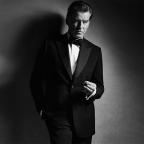 Pierce Brosnan for Brioni ad campaign Fall Winter 2018 brand ambassador