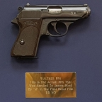 'First' James Bond Walther PPK withdrawn from auction