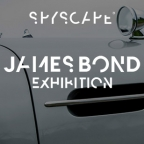 SPYSCAPE announces partnership with EON and MGM Studios to create James Bond 007 Exhibition