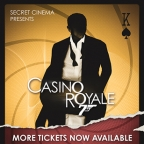 Secret Cinema announces further tickets for Casino Royale