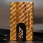 S.T. Dupont Ligne 2 James Bond 007 Gold-Black Connected Lighter