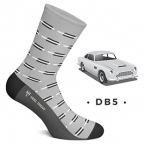 Aston Martin DB5 socks by Heel Tread