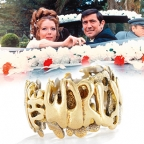 Charles de Temple 'All the Time in the World' wedding ring On Her Majesty's Secret Service
