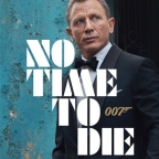 No Time To Die teaser poster revealed on Global James Bond Day