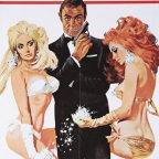 Rare James Bond cinema poster collection worth in excess of £250,000 to be auctioned