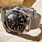 Omega reveals the Seamaster 300M Diver from No Time To Die