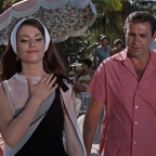 Claudine Auger, Domino in Thunderball, dies aged 78