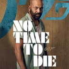No Time Time To Die character posters