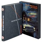 The Folio Society illustrated edition of The Spy Who Loved Me