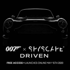 DRIVEN: 007 x SPYSCAPE now available online for free