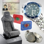 James Bond memorabilia highlights from Prop Store's first LA auction