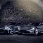 Q by Aston Martin creates 007 editions of Vantage and DBS Superleggera to celebrate No Time To Die