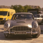 DHL launches No Time To Die commercial