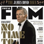 Total Film No Time To Die issue October 2020