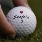 Penfold releases new Hearts golf ball