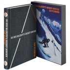 The Folio Society's illustrated edition of On Her Majesty's Secret Service