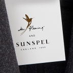 Sunspel Ian Fleming 2020 Winter Collection