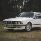 Sean Connery's BMW 635CSi for sale