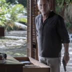 New No Time To Die photo confirms Blackwell Rum at James Bond's apartment