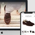 Crockett & Jones launches e-commerce website