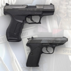 James Bond's Walther P5, P99 and Smith & Wesson at Julien's Auction