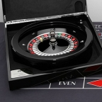 James Bond Collector's Edition Roulette Wheel from Cammegh