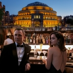 World Premiere for No Time To Die in Royal Albert Hall