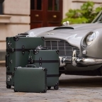 Globe-Trotter adds Attaché Case to No Time To Die collection