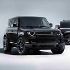 Land Rover presents the Defender V8 James Bond 007 Edition
