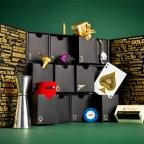 The world first 007 Advent Calendar 12 Days Of James Bond