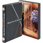 The Folio Society illustrated edition of The Man With The Golden Gun