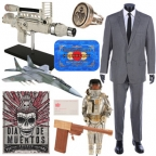 James Bond You Only Live Twice suit and other rare items at Prop Store Entertainment Memorabilia Live Auction
