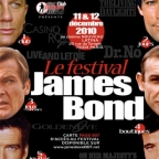 club james bond festival