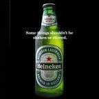 Heineken twine