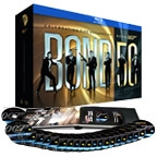 DVD Blu Ray Bond 50
